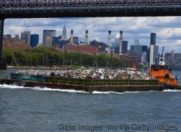 So haben New Yorker Unternehmen ihren Müll um die Hälfte reduziert