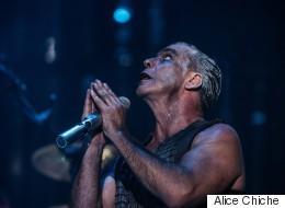 Orgie de son et lumière pour Rammstein