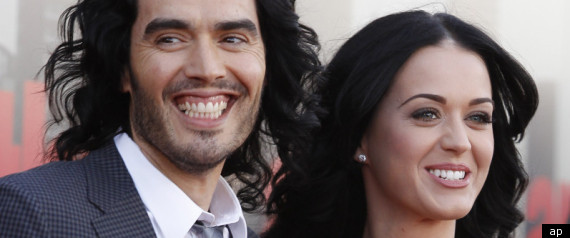 Russell Brand Katy Perry Divorce