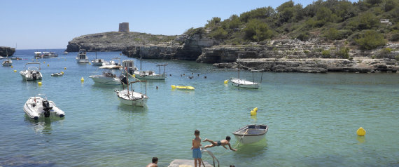 PLAYA CALOR MENORCA