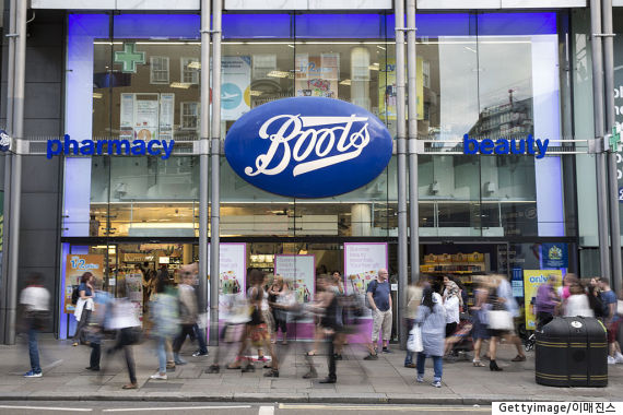boots london