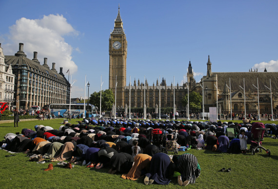 muslim in britain