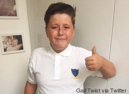 Cet enfant autiste a raté ses examens mais il a reçu une lettre géniale de son école