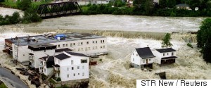 SAGUENAY FLOODINGS