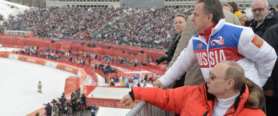 DOPING RUSSIA