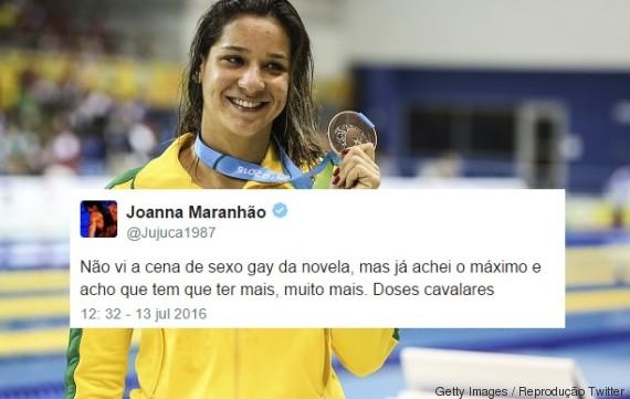 joanna maranhao