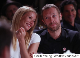Gwyneth Paltrow And Chris Martin Have A New Label: Divorced