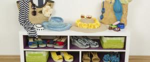 Beach Accessories Shelf