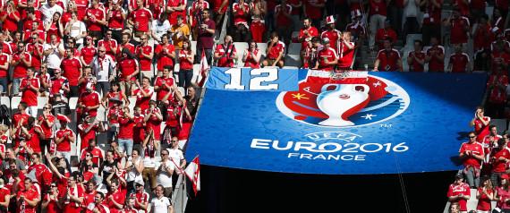 EURO 2016 FANS PARIS