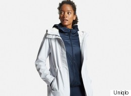 Uniqlo Creates The Raincoat We All Need