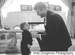 These Ring Bearer Pics Will Make Your Wedding Album Way, Way Cuter