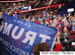 Le show Donald Trump est lancé