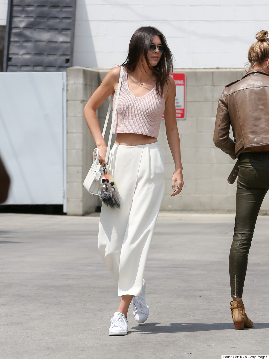 kendall jenner sneakers