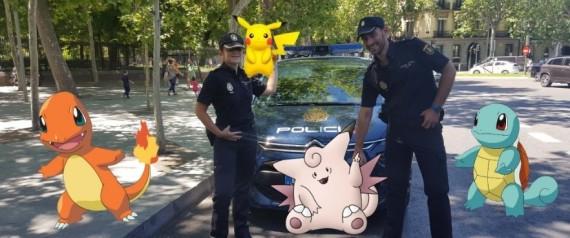 POLICIA ESPANHA