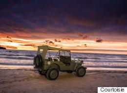 Concept Willys Salute : célébrer les 75 ans de Jeep en revenant aux sources (PHOTOS)