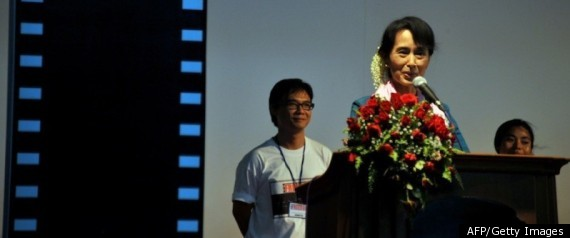 Myanmar Art Of Freedom Film Festival