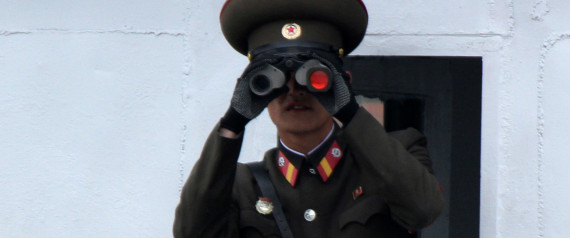 NORTH KOREA SOLDIER