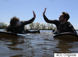 Surfing In Montreal? Oui, S'il Vous Plaît!