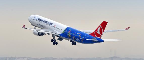 TURKEY AIRLINES