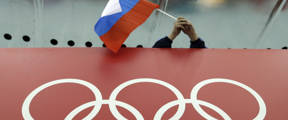 RUSSIE JEUX OLYMPIQUES