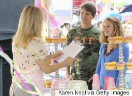 Surviving College Rush With Five Kids