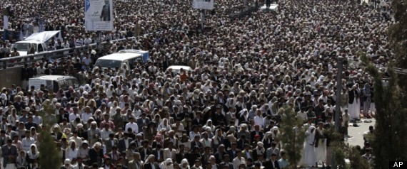 YEMEN PROTESTS SALEH