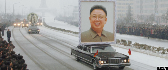 North Korea New Year Message