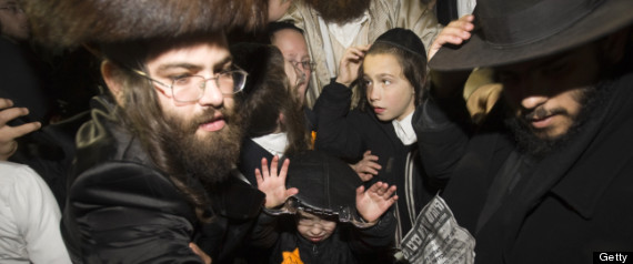 ISRAEL ULTRA ORTHODOX PROTEST