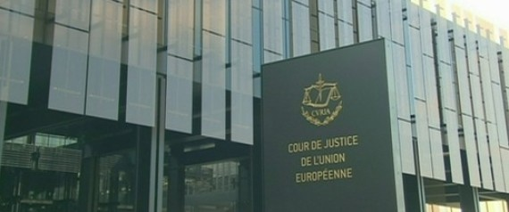 COUR DE JUSTICE UE