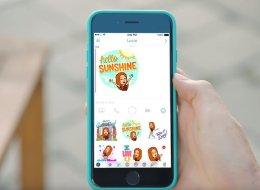 Vous pouvez envoyer des emoji à votre effigie sur Snapchat