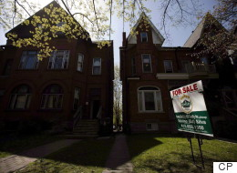 Canada Depends On Real Estate Like The U.S. Did Before It Crashed