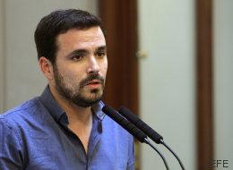 El gesto de TVE el 18 de julio que enfadó a Alberto Garzón