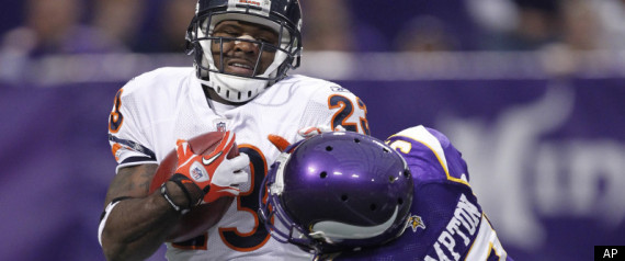 Bears Vikings Hester