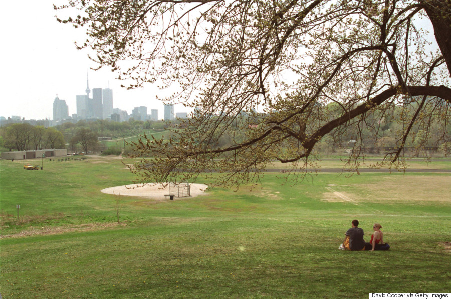 riverdale park toronto