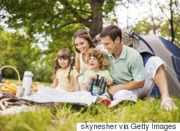 12 astuces pour vous faciliter la vie en camping avec des enfants