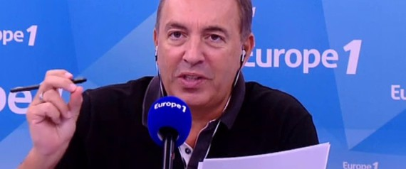 EUROPE 1 JEAN MARC MORANDINI