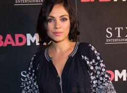 Mila Kunis enceinte et sublime pour la première de «Bad Moms»