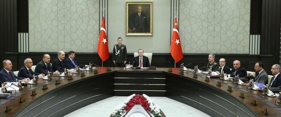 TURKISH NATIONAL SECURITY COUNCIL