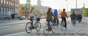BIKING PEOPLE