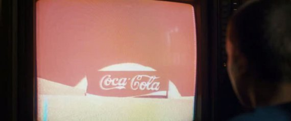 coca cola stranger things