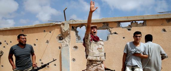 LIBYE ETAT ISLAMIQUE