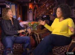 Oprah's Next Chapter Debuts With Steven Tyler