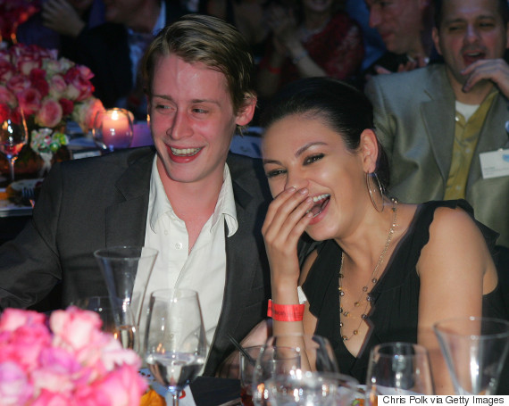 macaulay culkin mila kunis - photo #13
