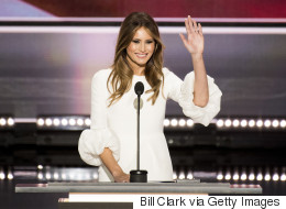 The Speech Brouhaha Isn't The Only Blunder Melania Made This Week