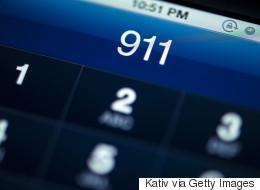 N.-B.: Elle se rend jusqu'à l'hôpital puis appelle le 9-1-1