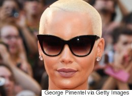 Amber Rose No Longer Has A Shaved Head