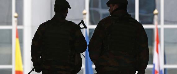 TERROR BRUSSELS