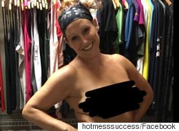 Blogger Sticks It To Body-Shaming Playboy Model Dani Mathers