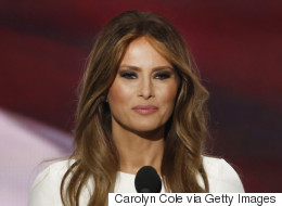 Trump Speechwriter Takes Fall For Melania's Plagiarized Comments