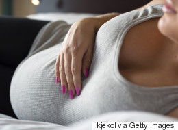 The Pressure To Have A Perfect Pregnant Body